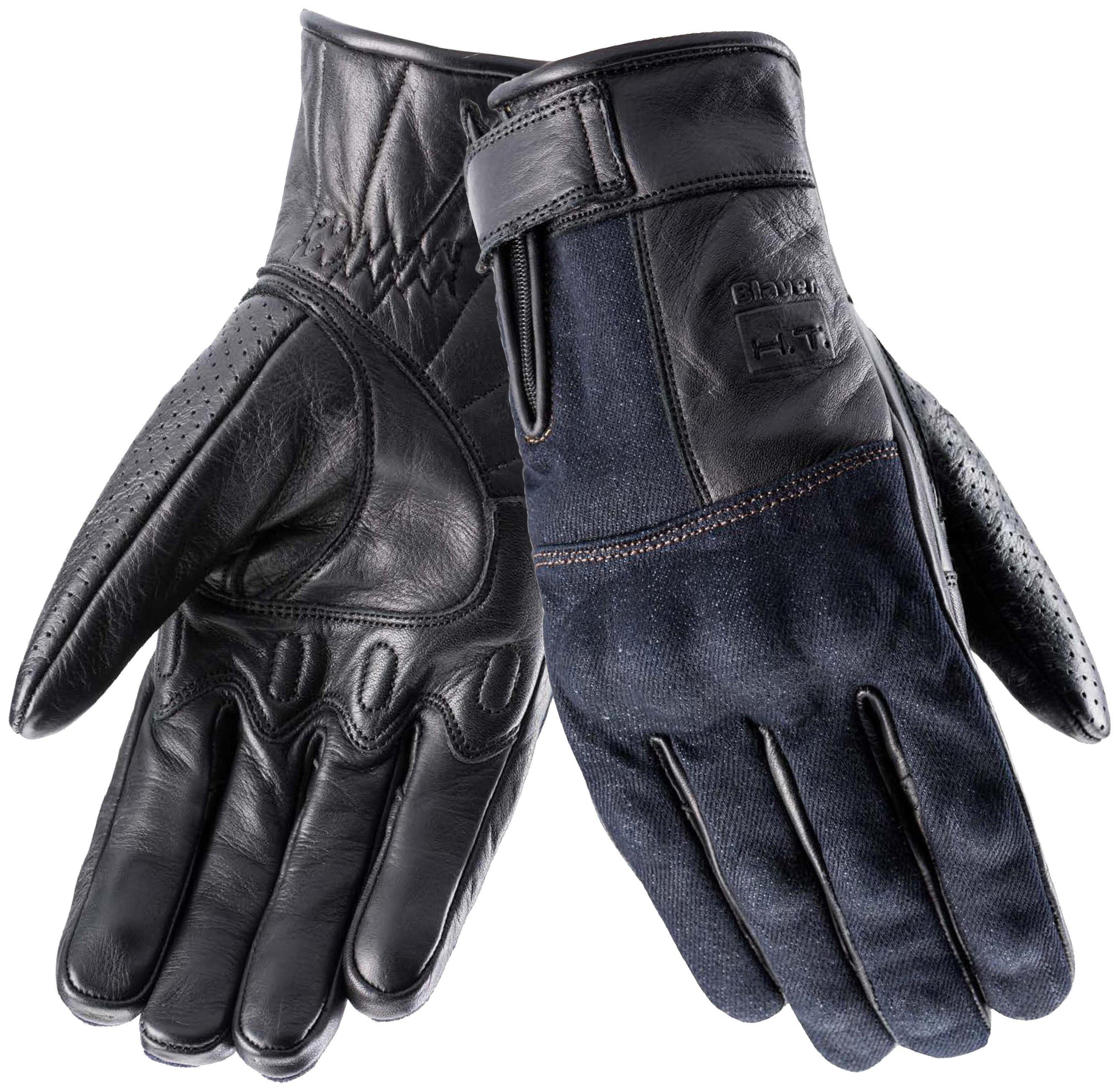 Мотоперчатки Blauer H.T. Combo Denim Black