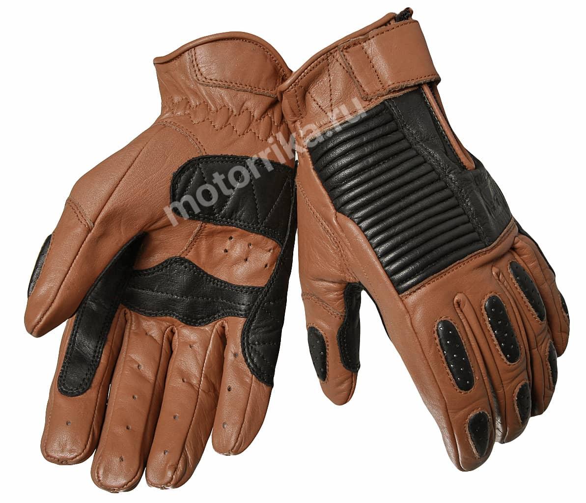 Мотоперчатки Blauer H.T. Banner Biscuit Black