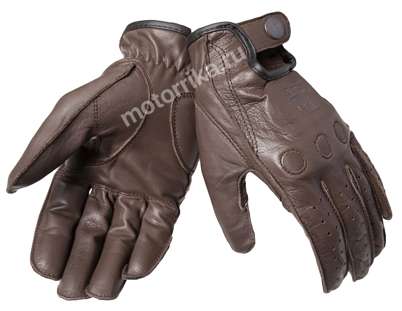 Мотоперчатки Blauer H.T. Routine Brown
