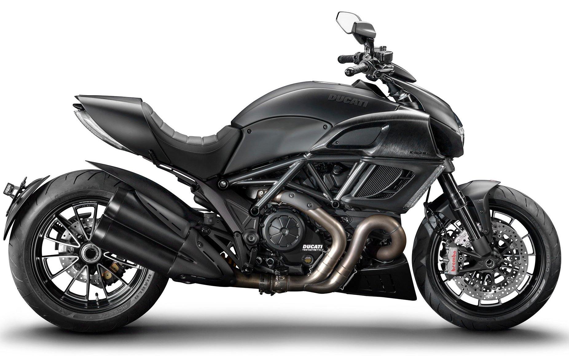 Мотоцикл DUCATI Diavel - Black (2018)