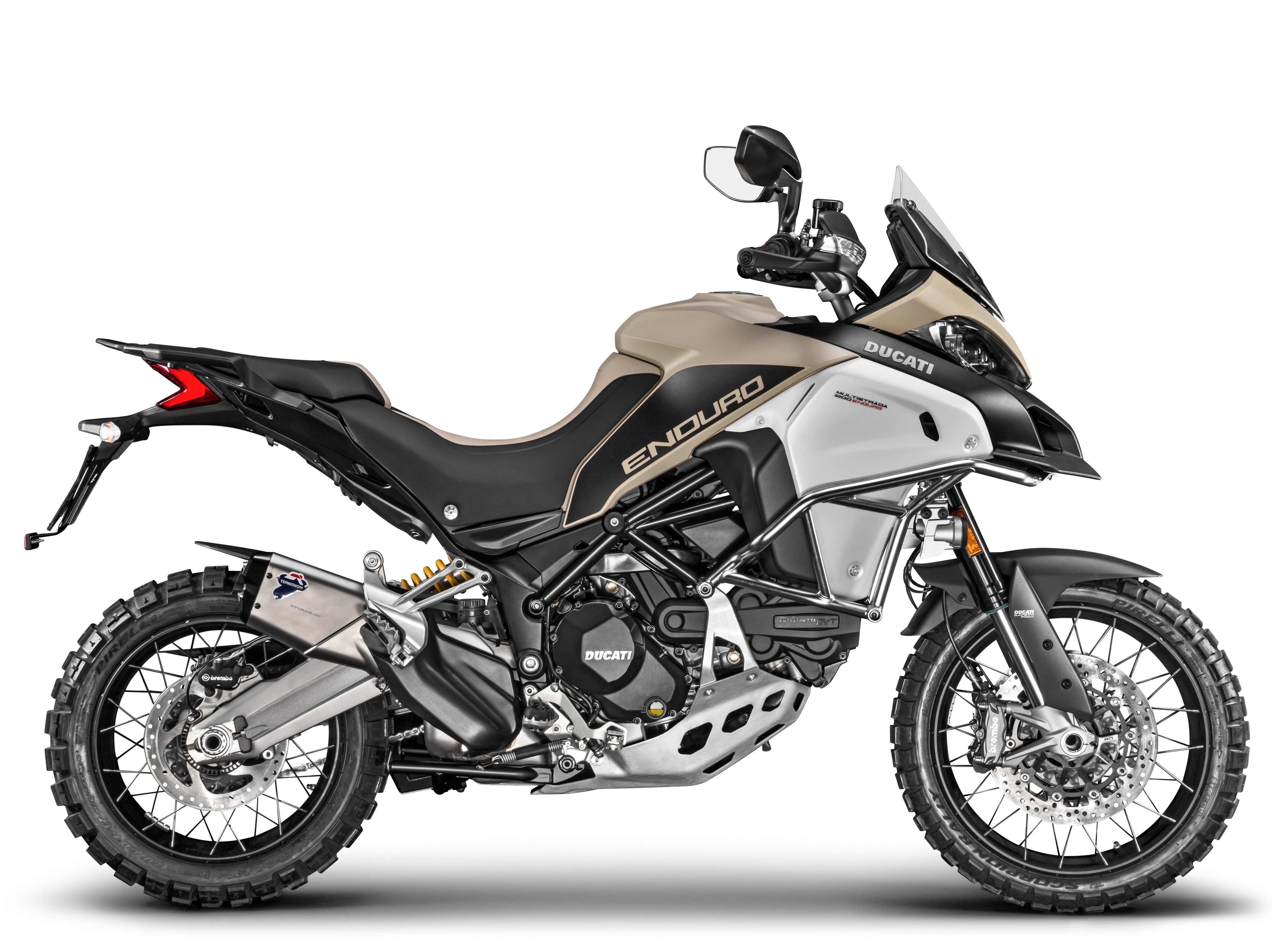 Мотоцикл DUCATI Multistrada 1200 Enduro Pro - Livery (2018)