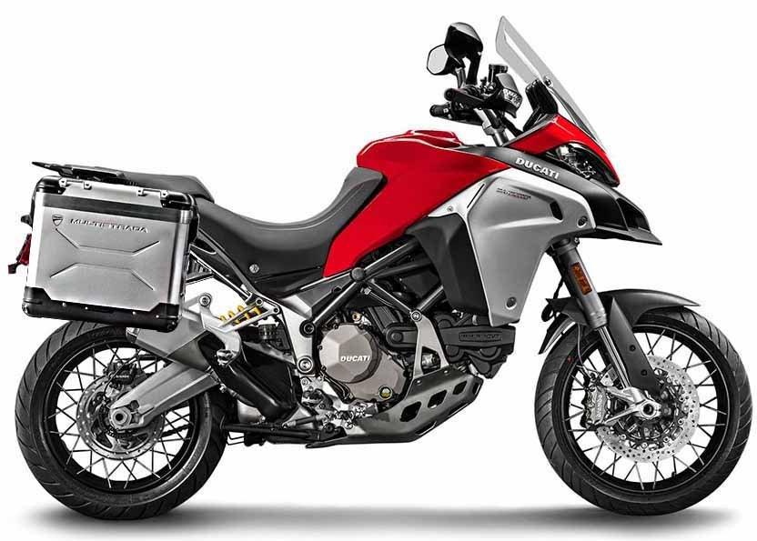 Мотоцикл DUCATI Multistrada 1200 Enduro - Red + Touring Pack (2018)
