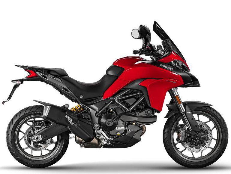 Мотоцикл DUCATI Multistrada 950 - Red (2018)