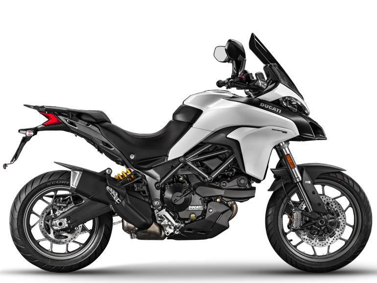 Мотоцикл DUCATI Multistrada 950 - Star White Silk '2018