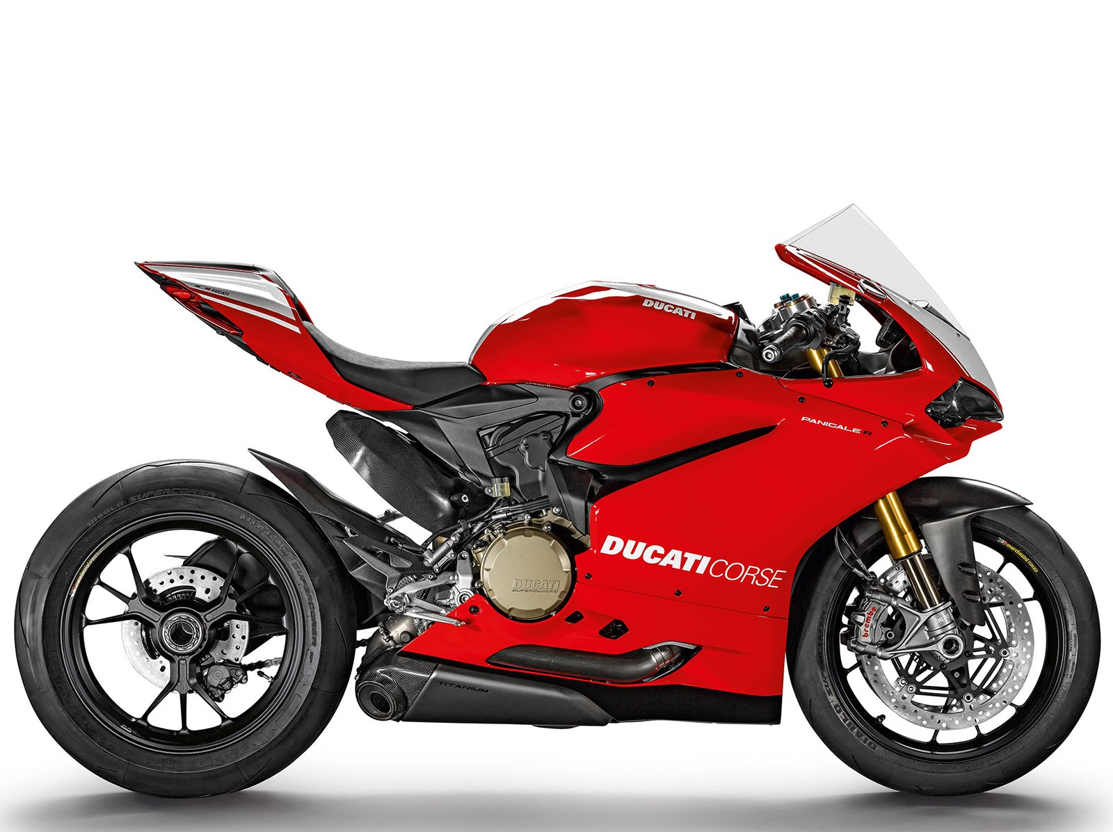 Мотоцикл DUCATI 1199 Panigale R