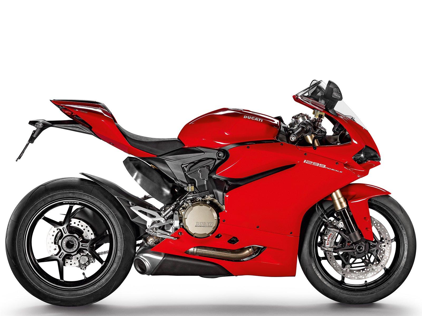 Мотоцикл DUCATI 1299 Panigale