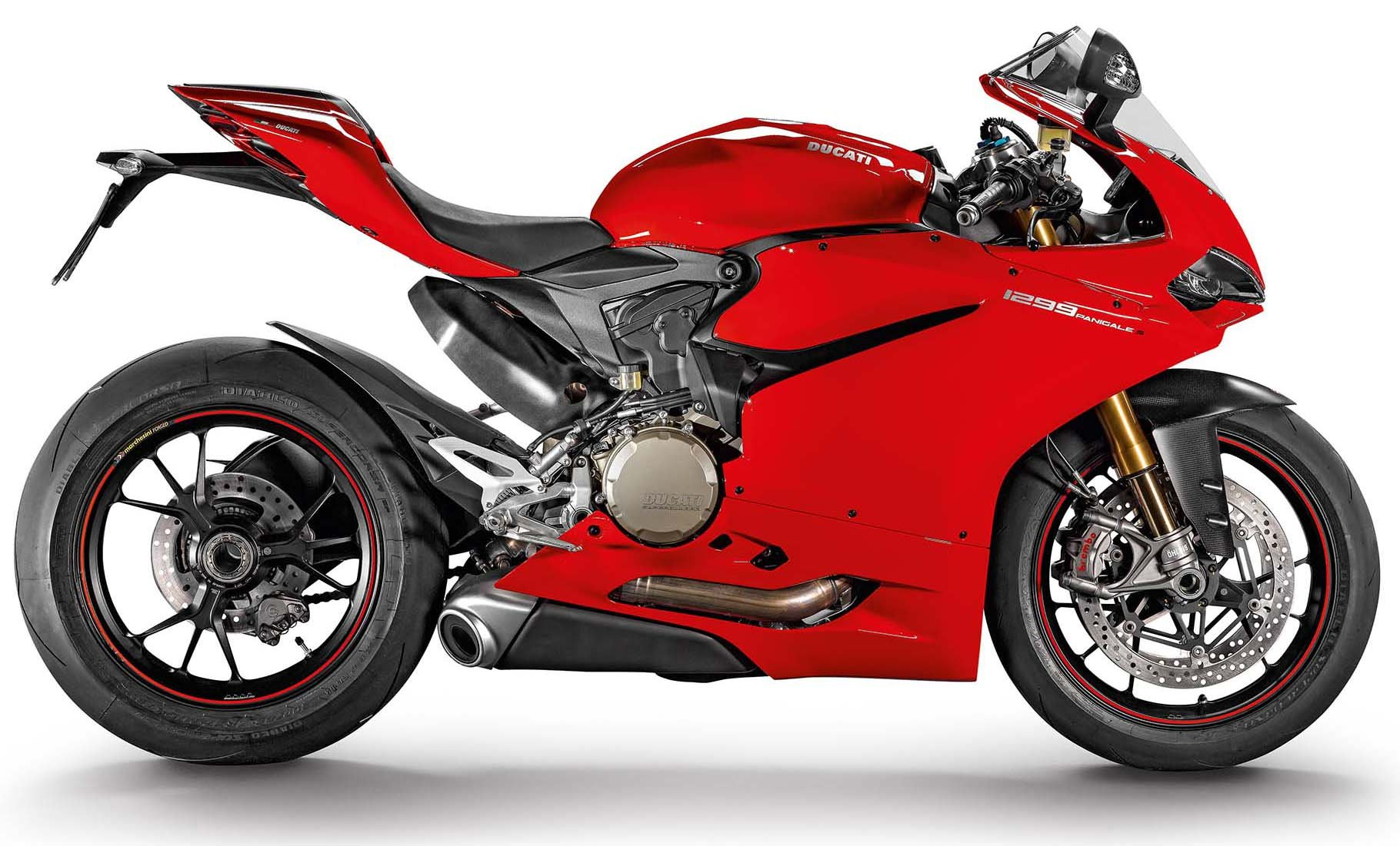 Мотоцикл DUCATI 1299 Panigale S