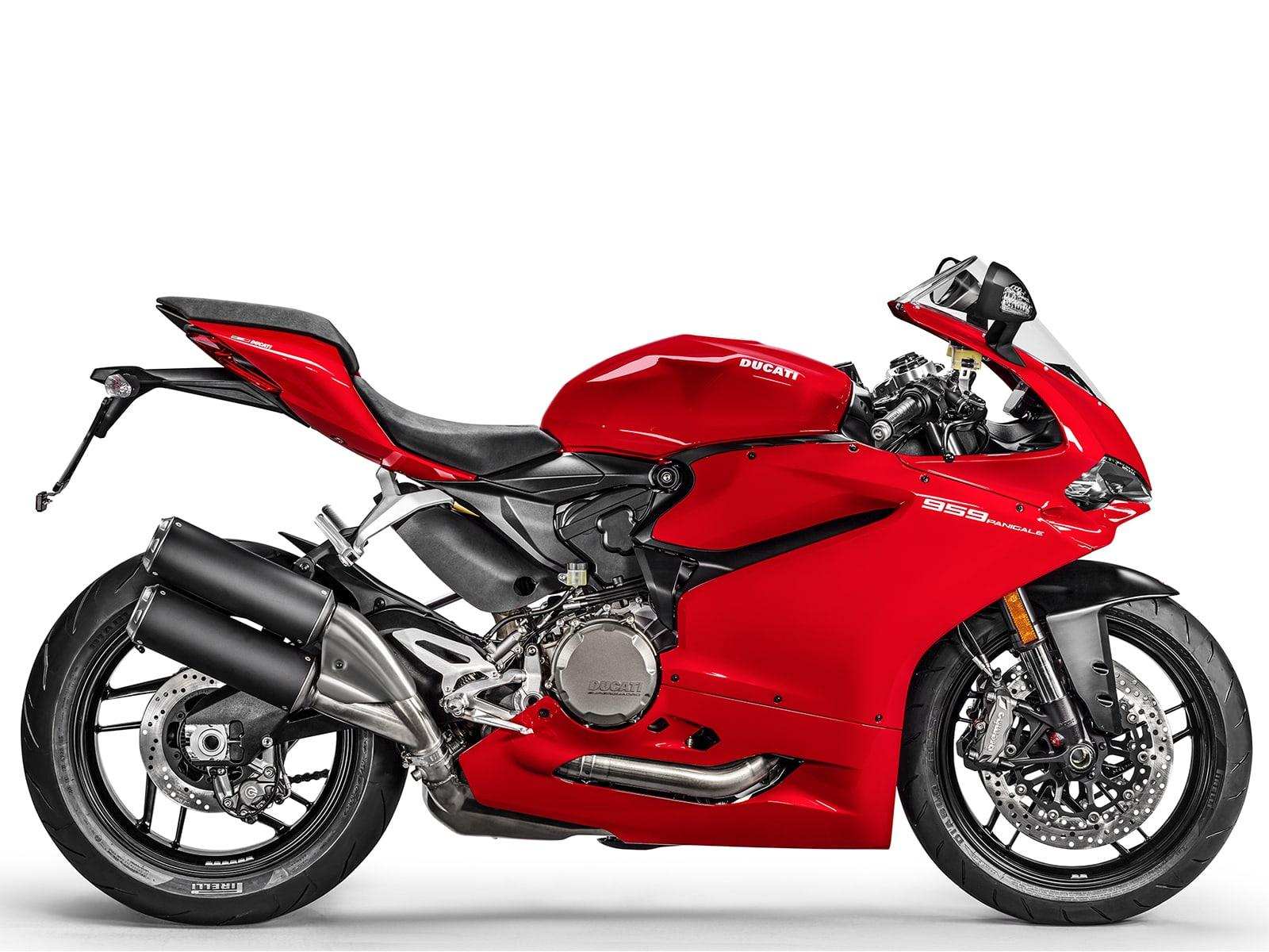 Мотоцикл DUCATI 959 Panigale - Ducati Red (2019)