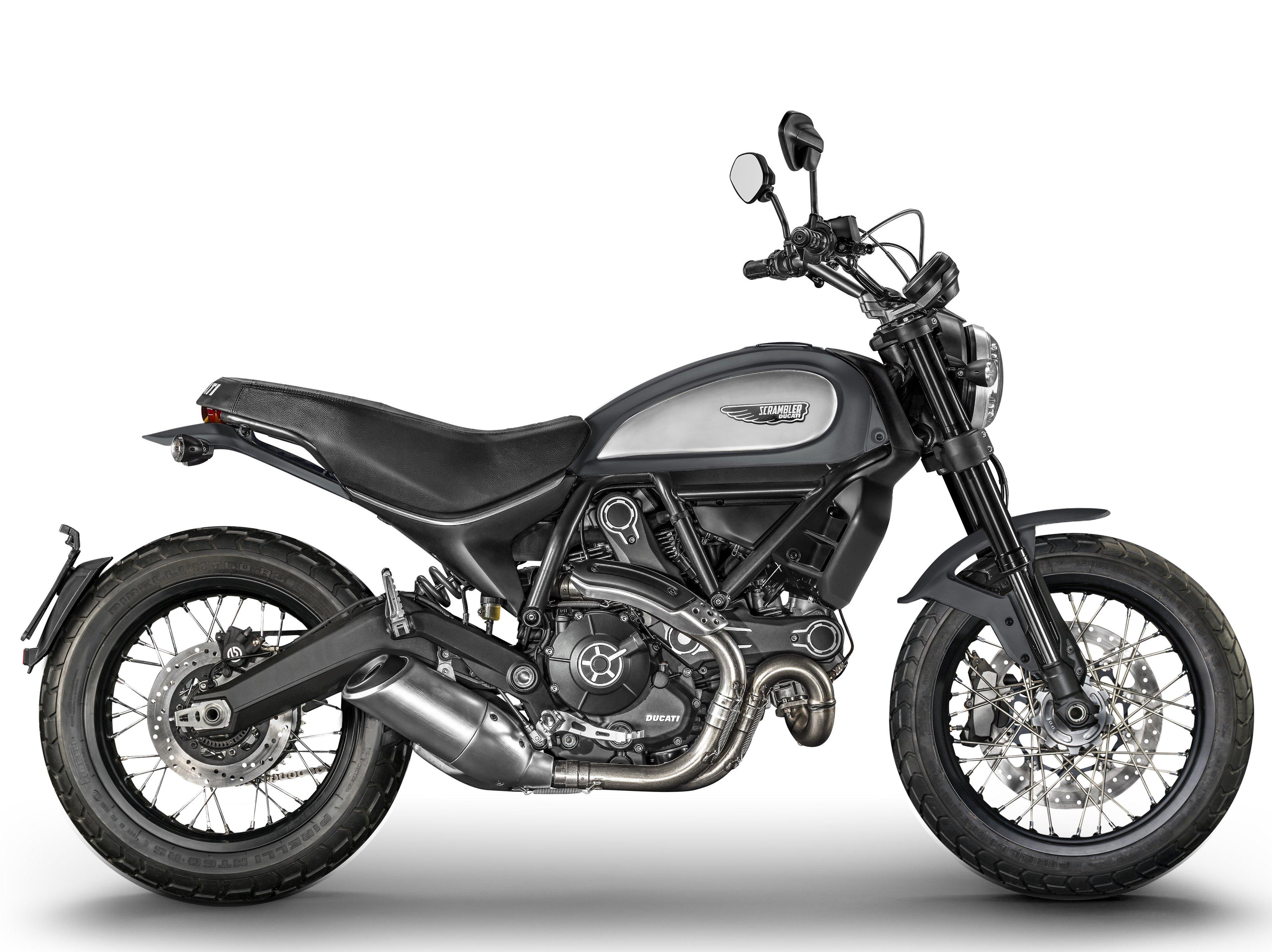 Мотоцикл DUCATI Scrambler Street Classic (2018)