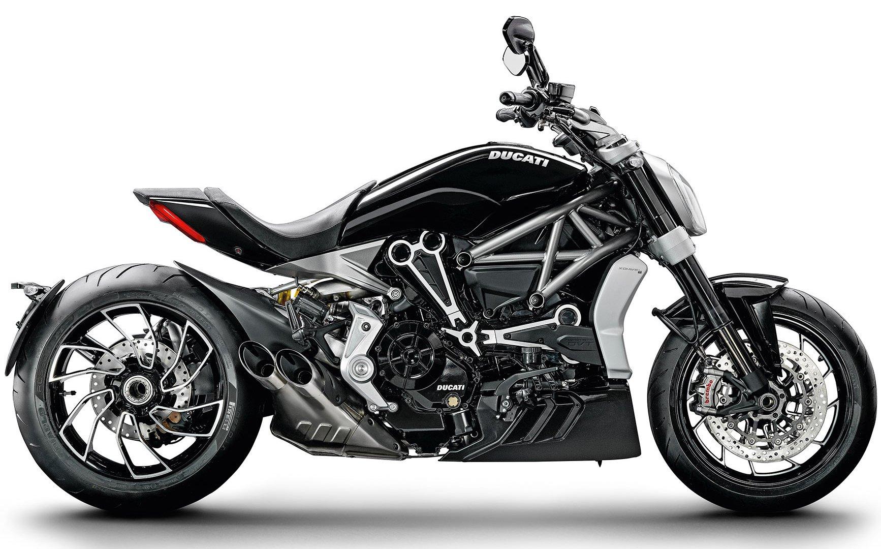 Мотоцикл DUCATI XDiavel S - Thrilling Black (2019)