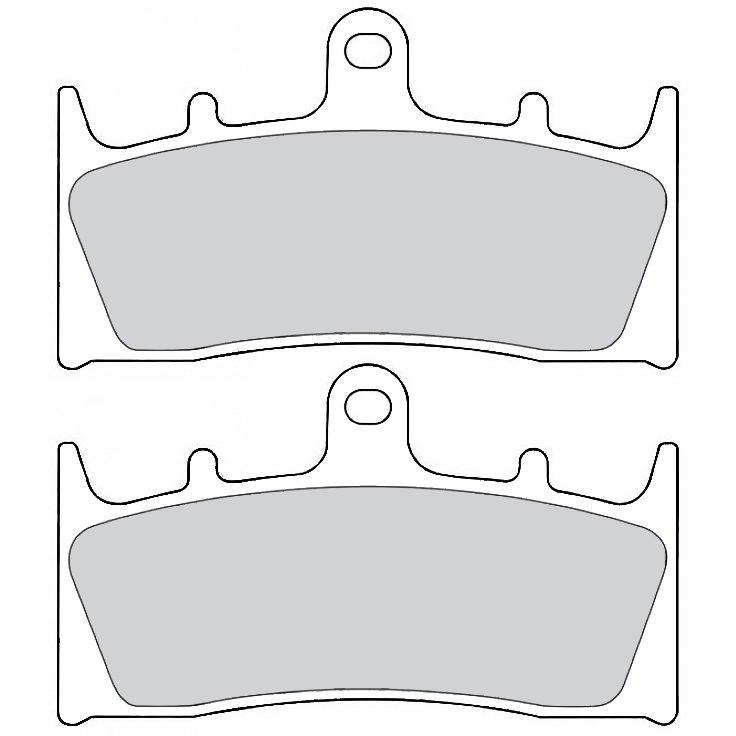 Колодки тормозные для Kawasaki Versys 1000 12-14