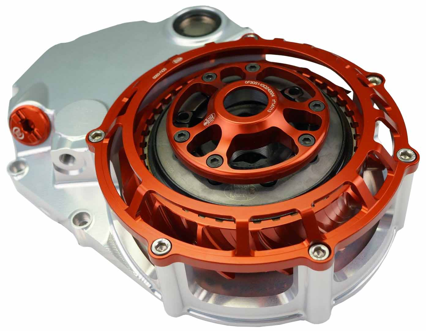 Комплект сухого сцепления STM для Ducati Diavel 11-14, Multistrada 1200 10-14