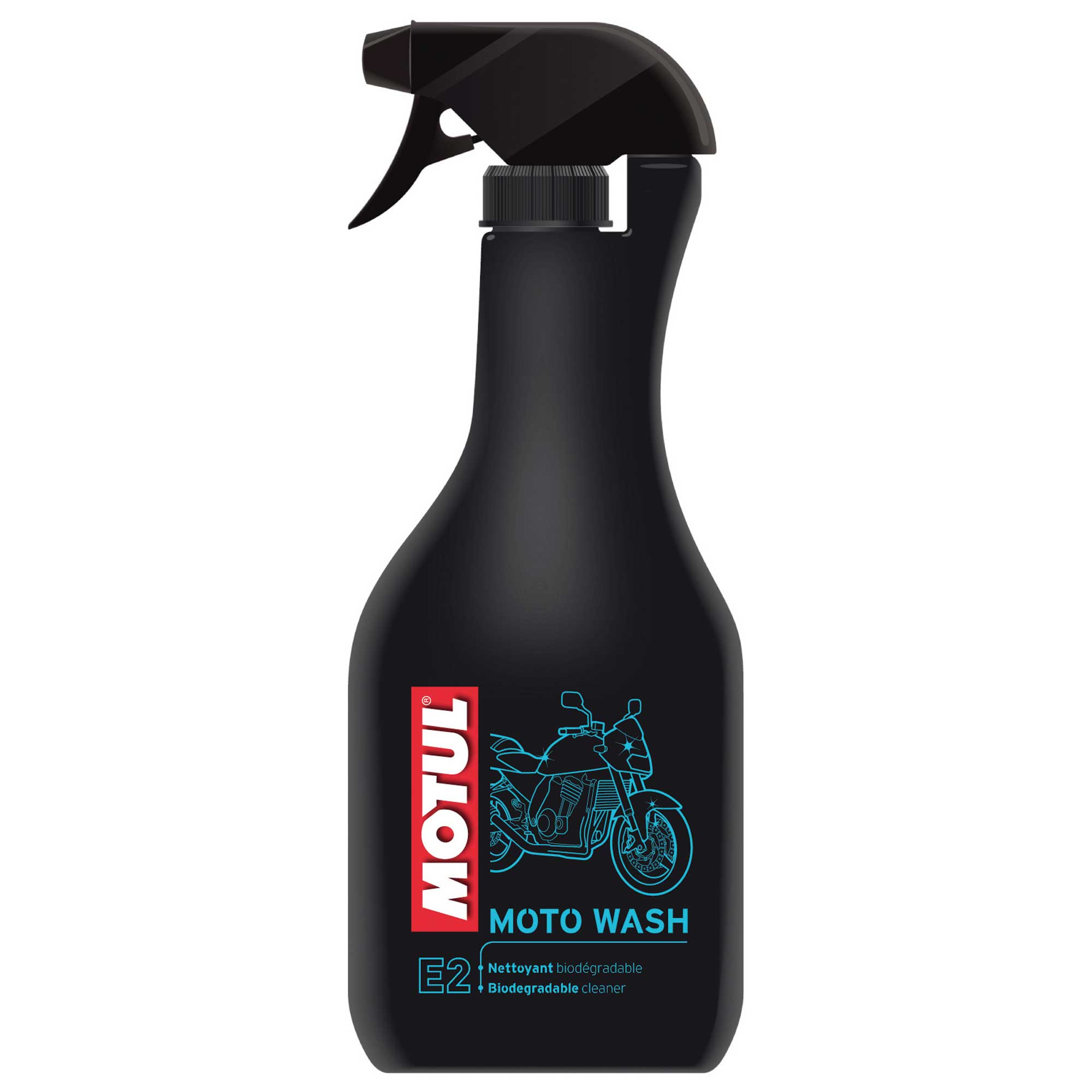 Шампунь для мотоцикла Motul E2 Moto Wash 1л