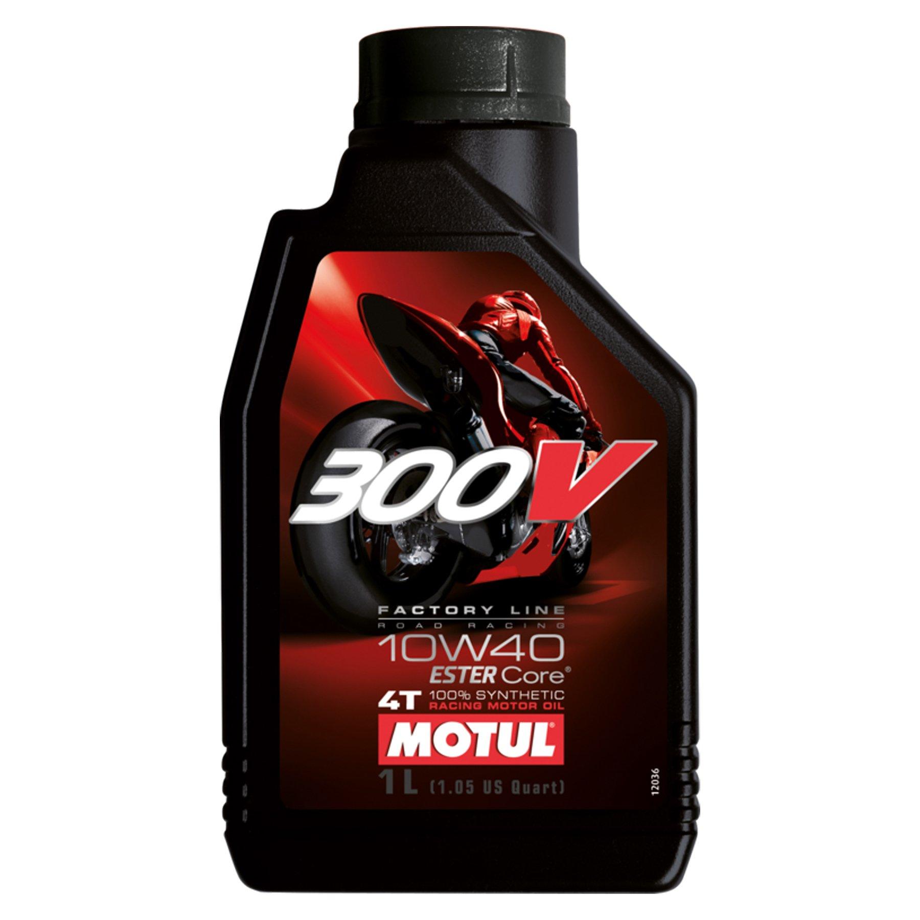 Масло моторное Motul 300V 10W40 1л