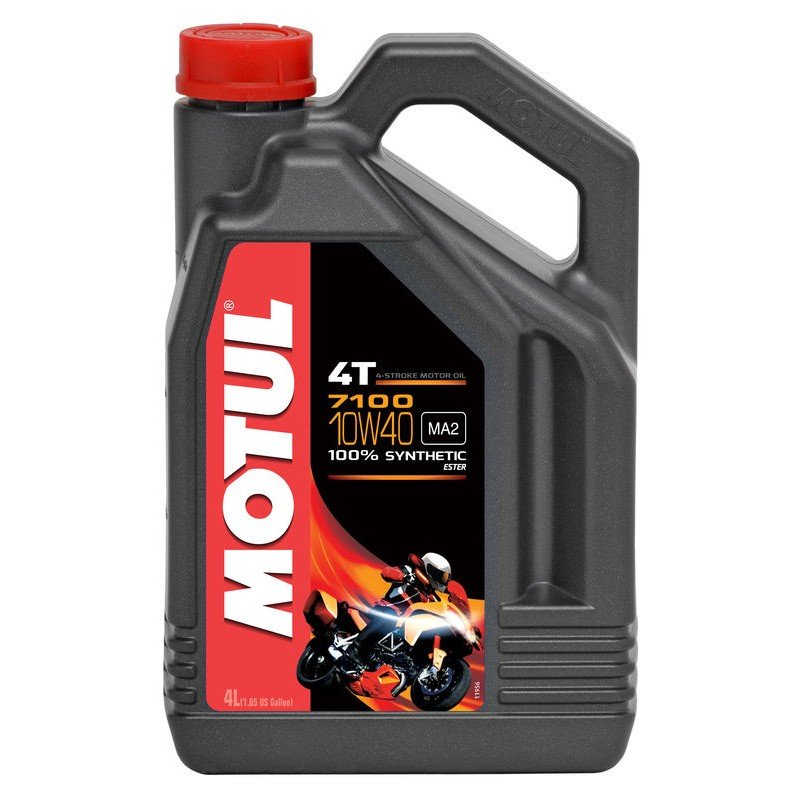 Масло моторное Motul 7100 10W40 4л