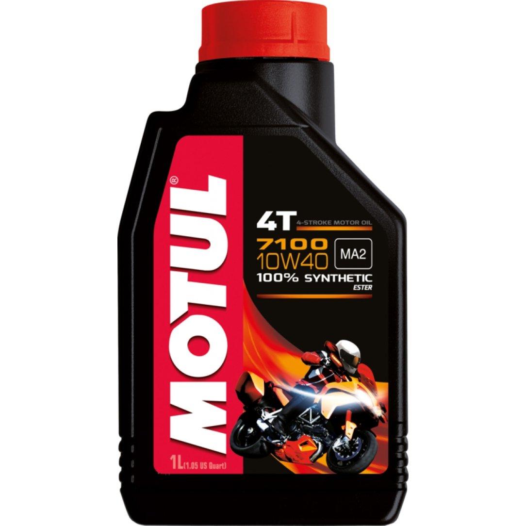Масло моторное Motul 7100 10W40 1л