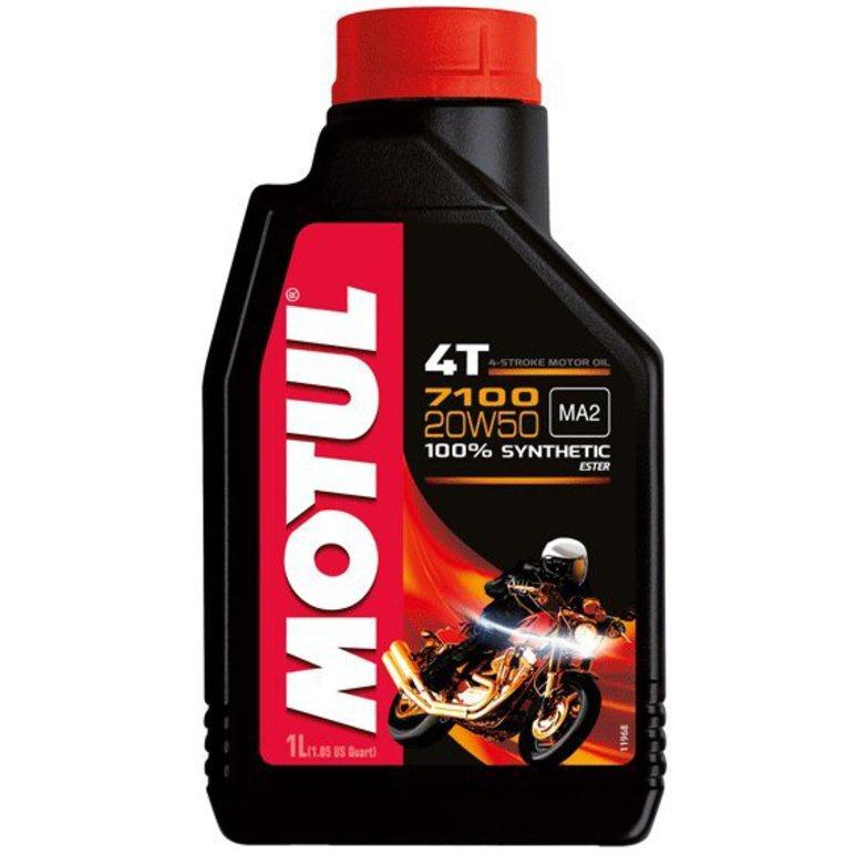 Масло моторное Motul 7100 20W50 1л