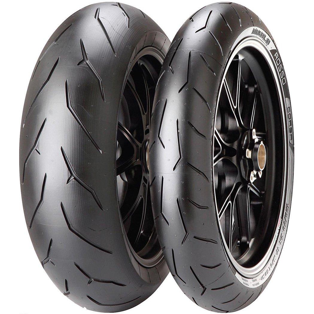 Мотошина Pirelli Diablo Rosso Corsa 200/55R17 78W TL задняя