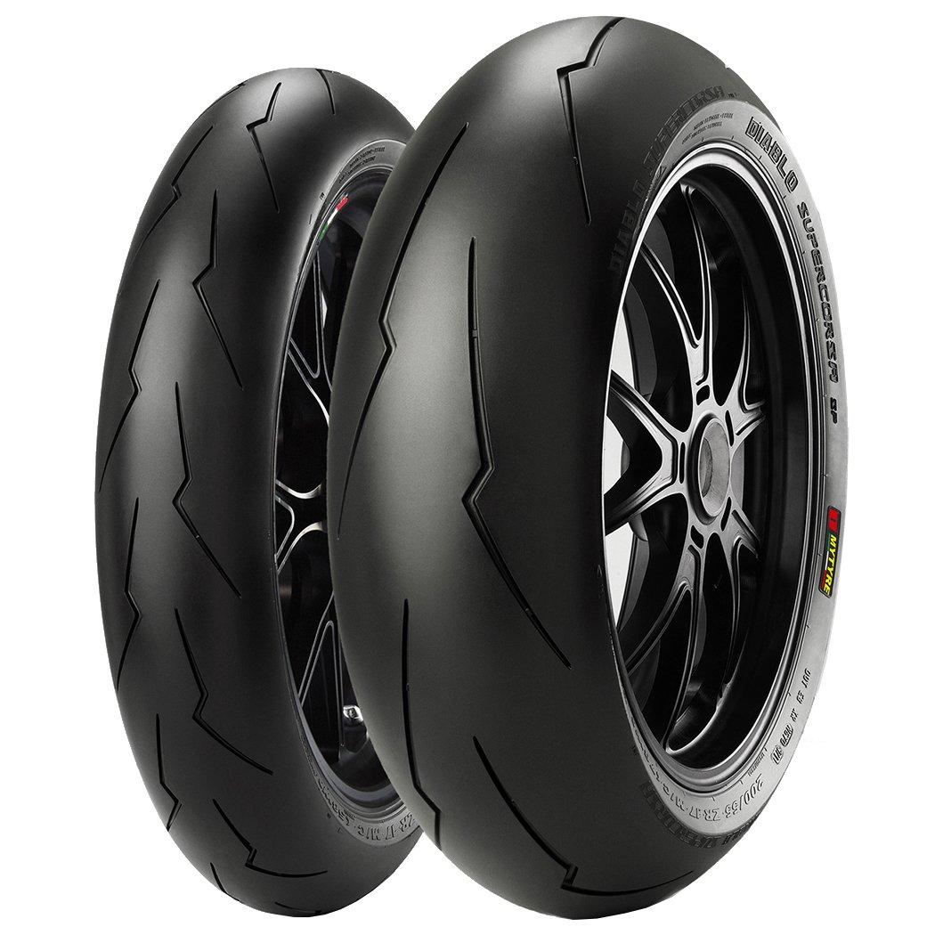 Мотошина Pirelli Diablo Supercorsa V2 200/55R17 78W TL SP задняя