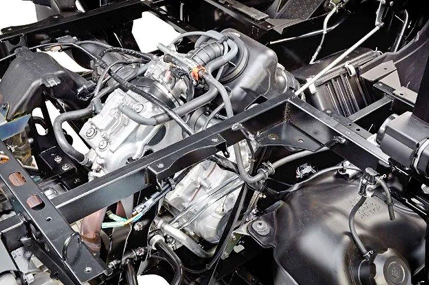 Двигатель Yamaha Grizzly