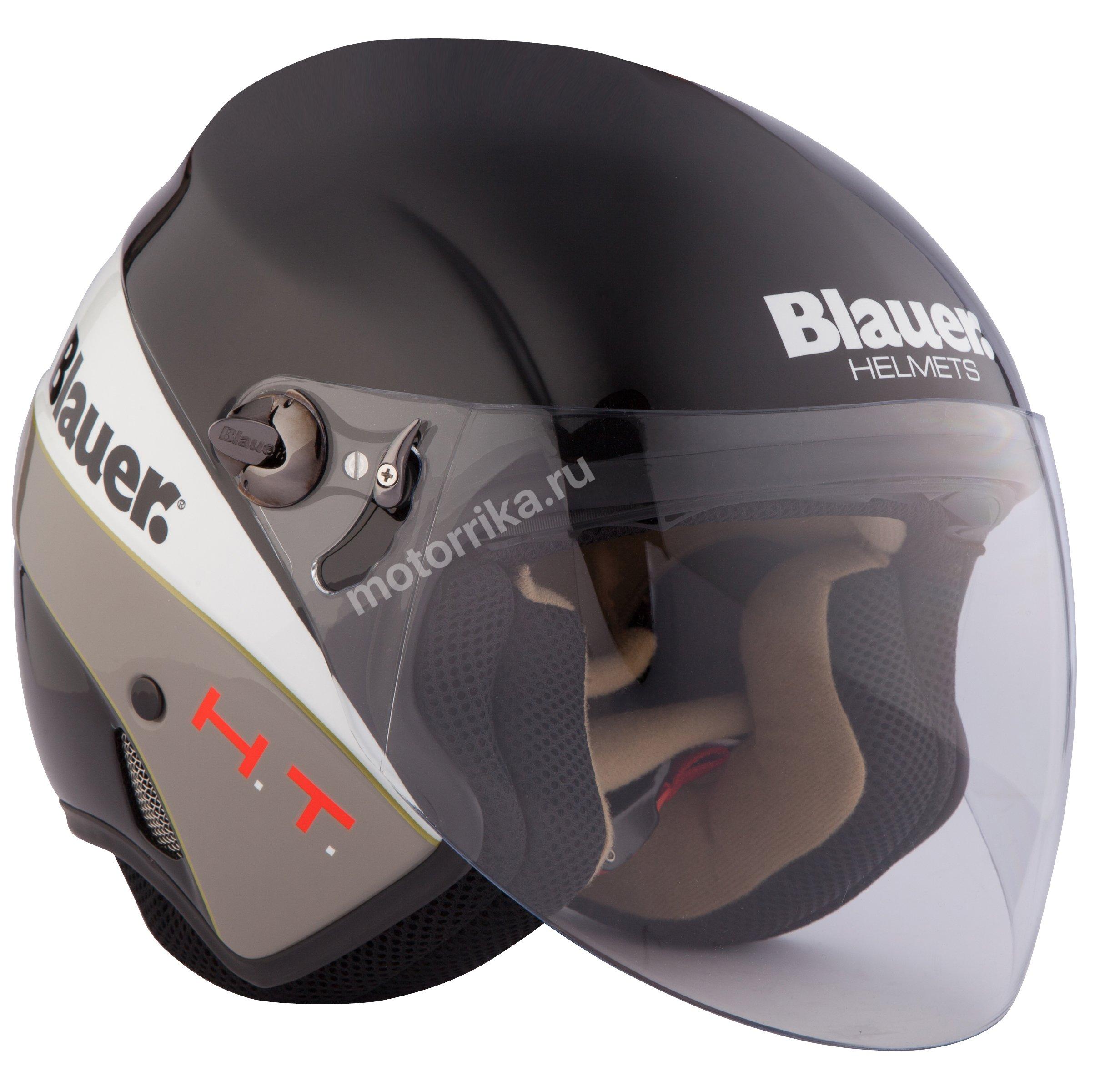 Мотошлем Blauer H.T. Boston Black
