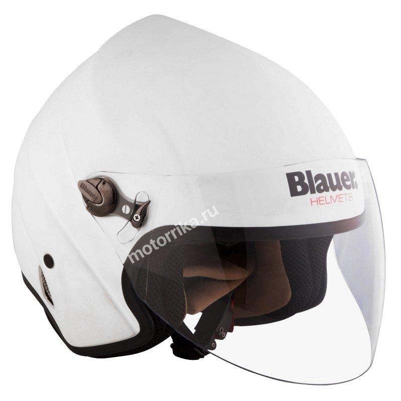 Мотошлем Blauer H.T. Boston Monochrome White