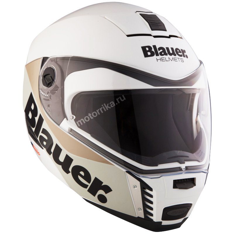 Мотошлем Blauer H.T. Loft White/Grey