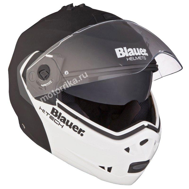 Мотошлем Blauer H.T. Sky Black/White