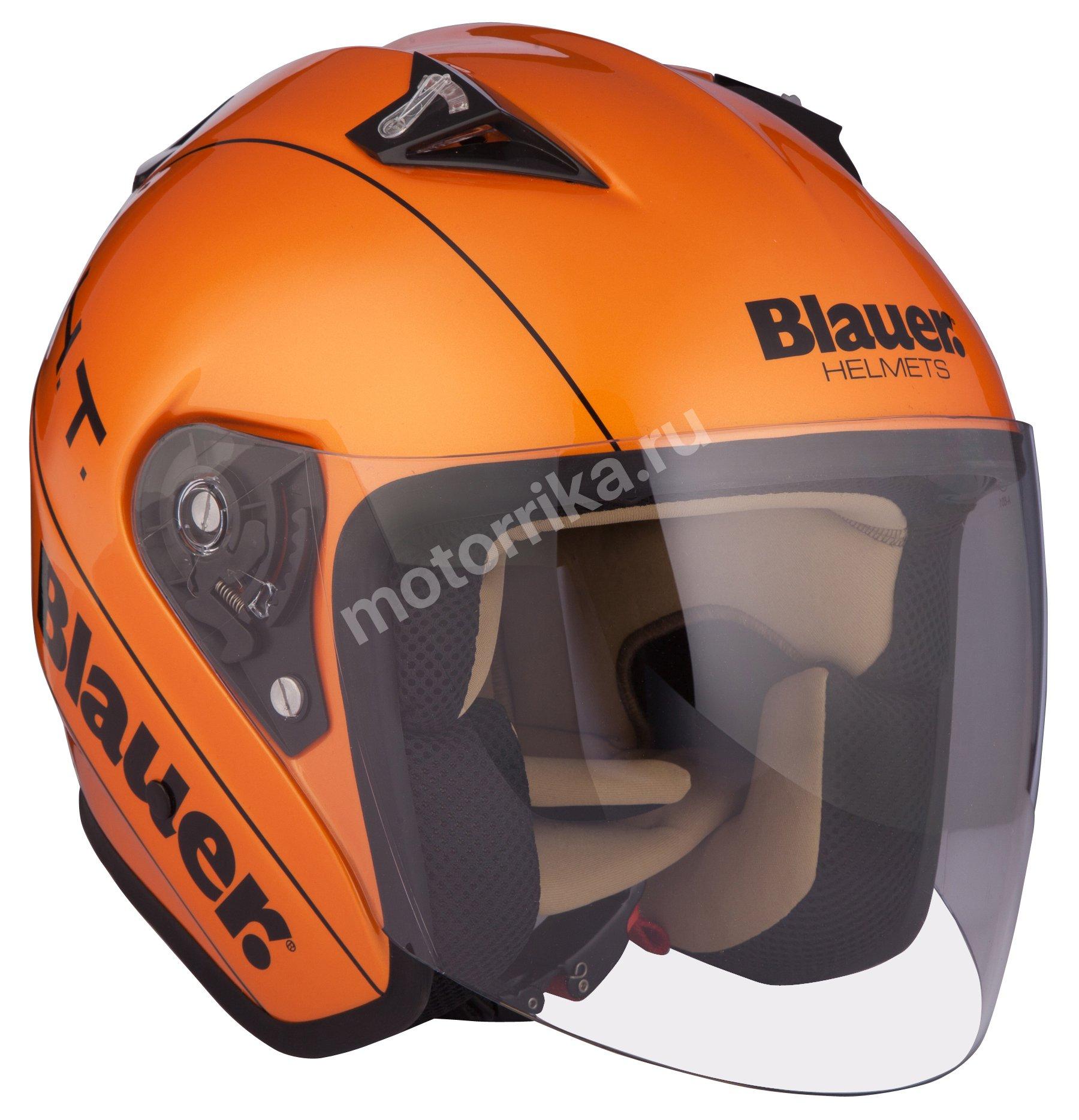 Мотошлем Blauer H.T. Trooper Orange