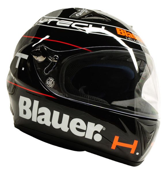 Мотошлем Blauer H.T. Force One Black