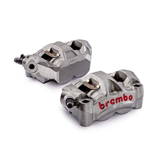 Суппорты тормозные передние Brembo (модель М50, 100 мм, к-т из 2 штук)