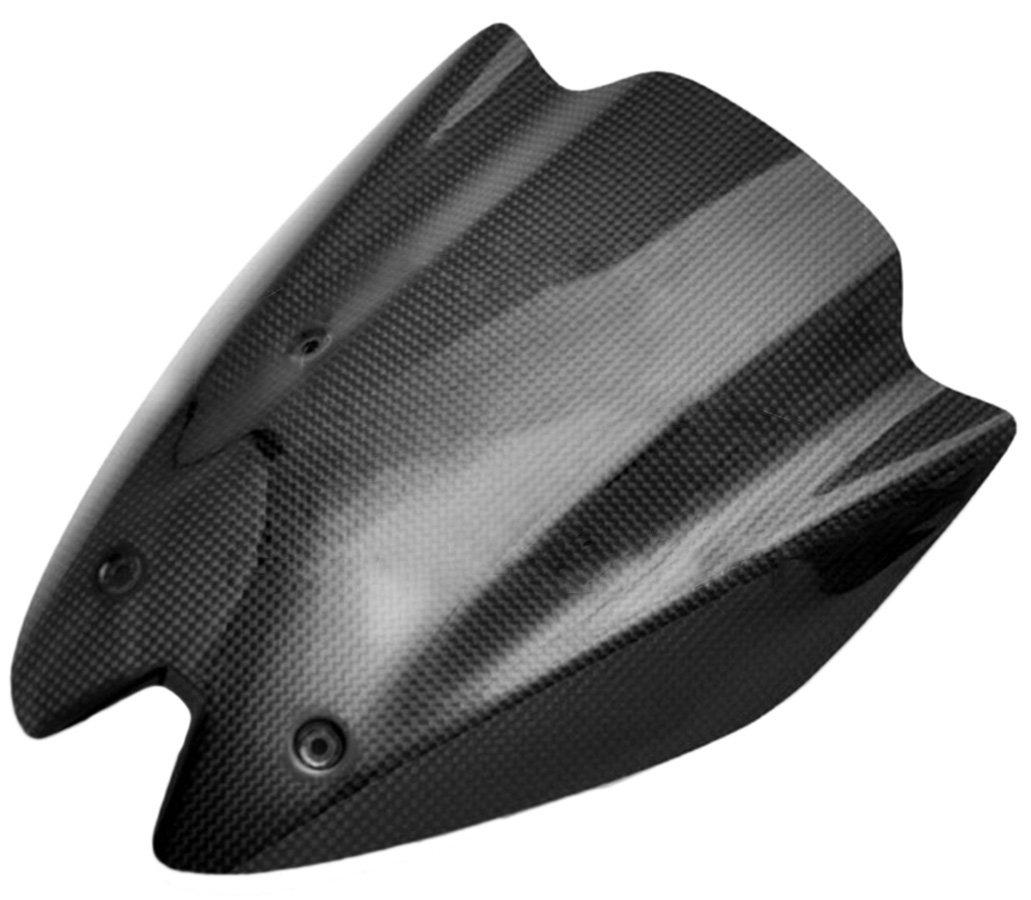 Стекло ветровое Carbonin для Kawasaki Z1000 10-12