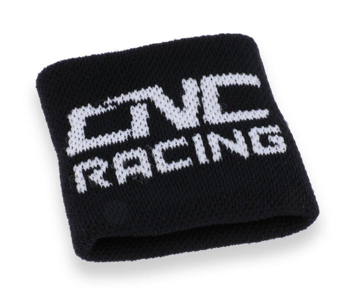 Чехол на тормозной бачок/бачок сцепления CNC RACING SEA02B Black