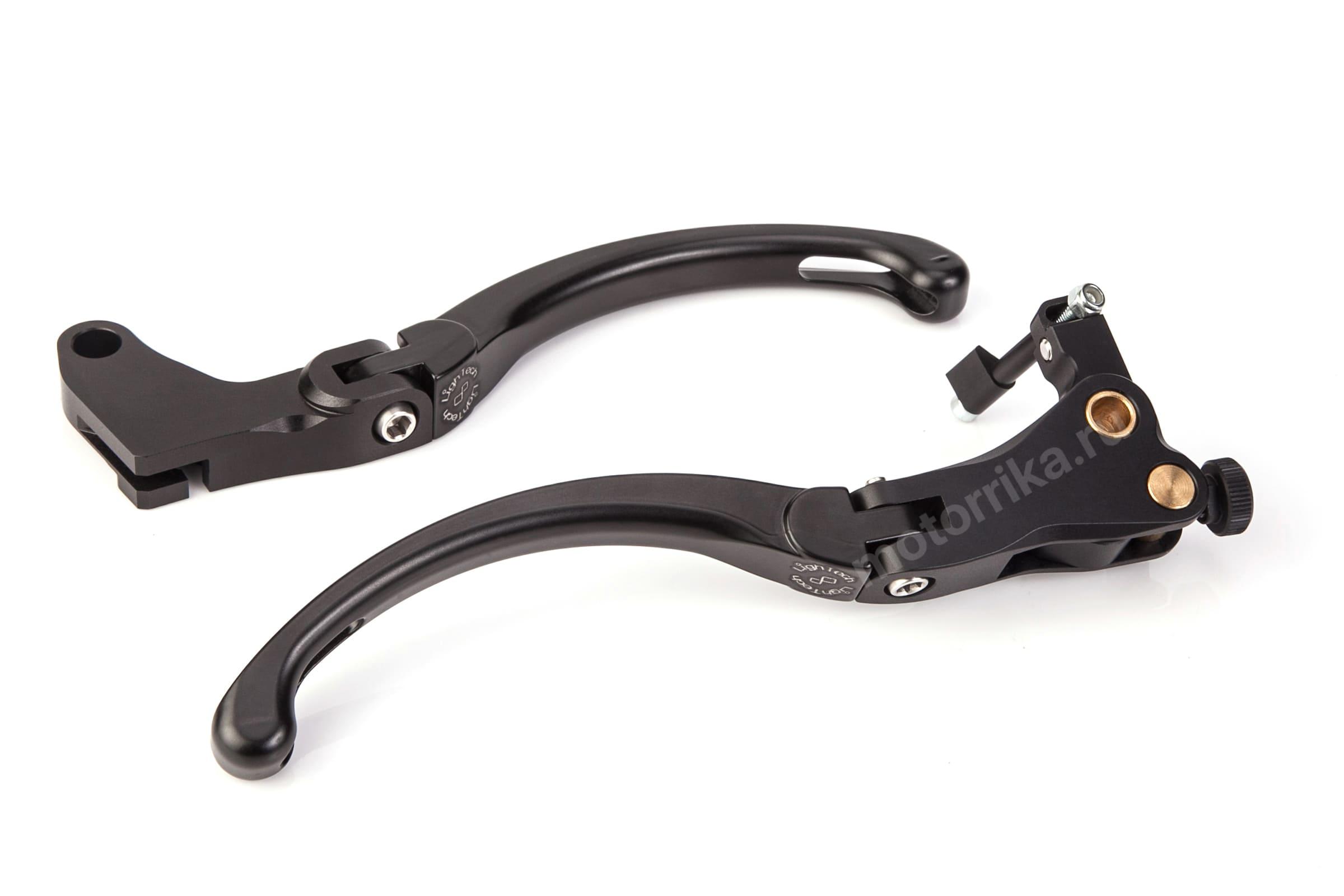 Комплект рычагов Lightech для Honda CBR1000RR 08-14, CBR1000RR ABS 08-14, CBR600RR 07-14, CBR600RR ABS 09-14