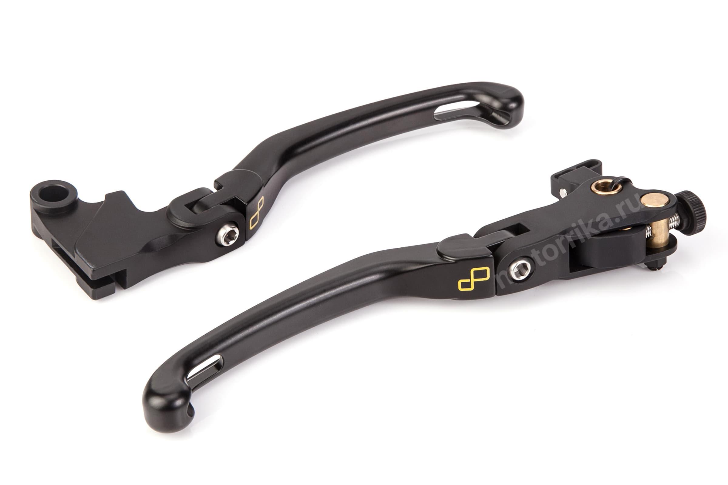 Комплект рычагов Lightech для Suzuki GSX-R 600/750 06-17, GSX-R 1000 05-06, GSX-R 1000 09-20, GSX-S 1000 15-20