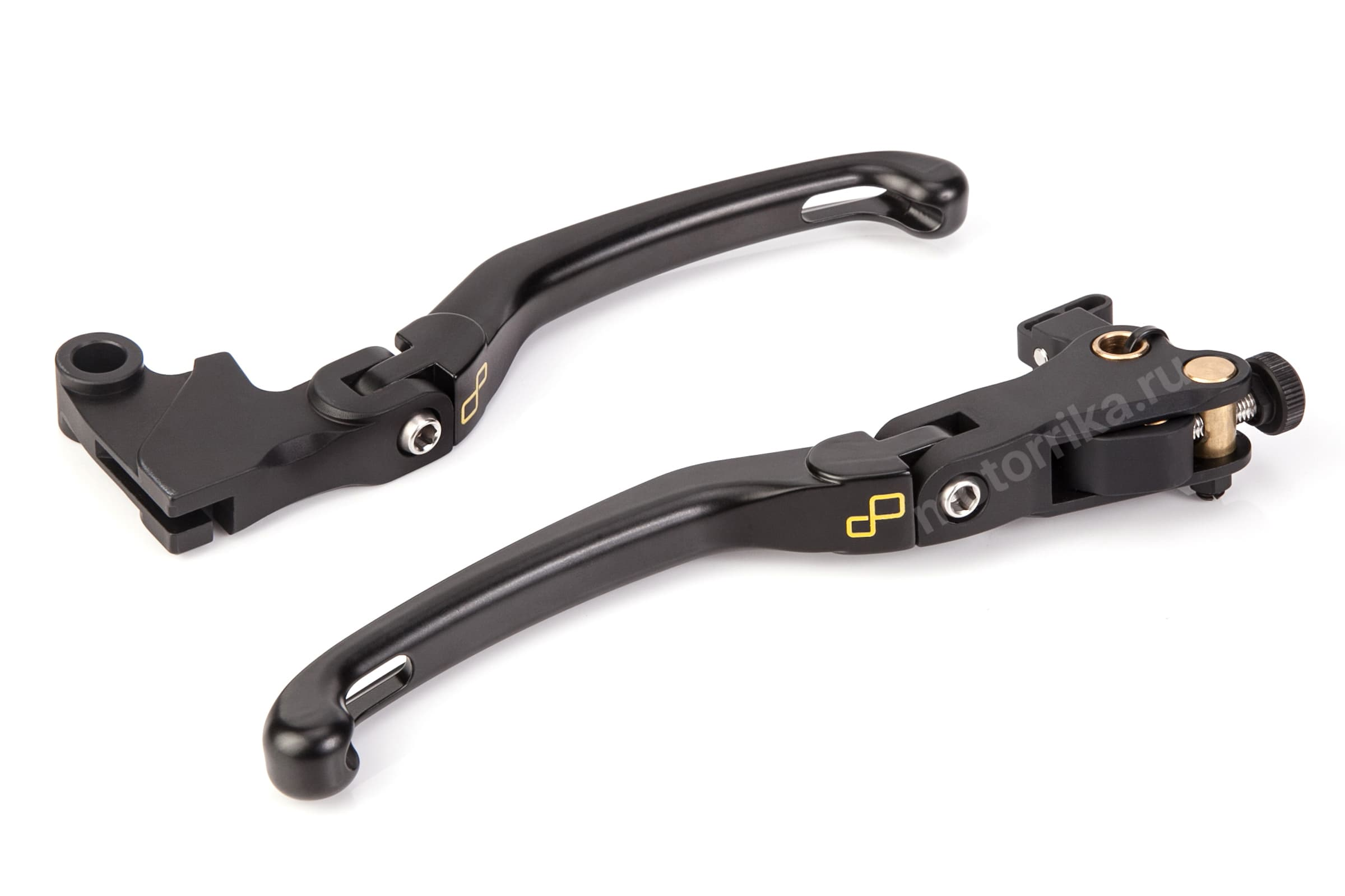 Комплект рычагов Lightech для Kawasaki Z750 10-12, Z1000 07-14, Z1000 SX 11-14, ZX-6R 05-14, ZX-10R 06-14, ZX-10R ABS 11-14