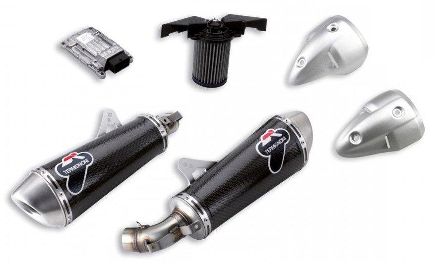 Комплект повышения мощности для Ducati Monster 696 ABS 08-14