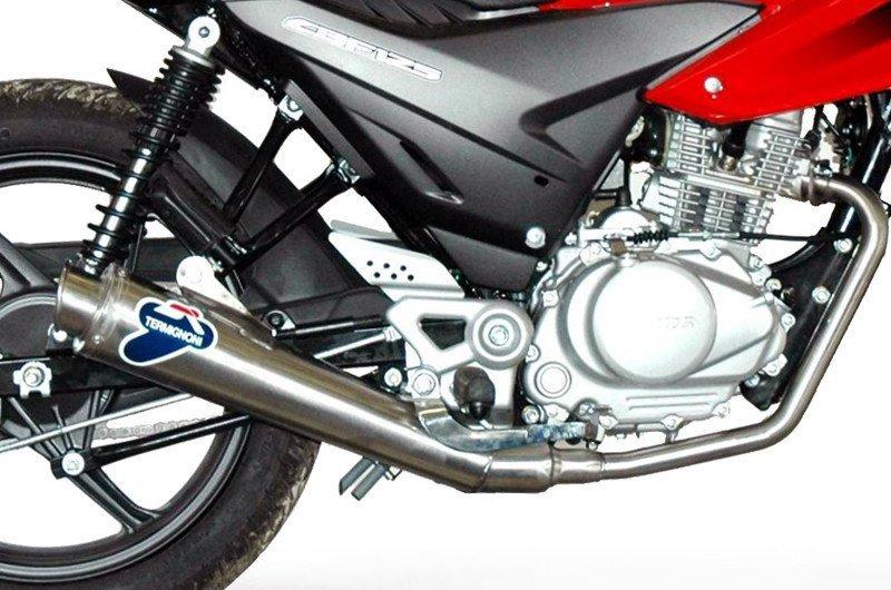 Выхлопная система Termignoni для Honda CBF125 09-12